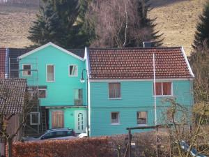 Bild: Haus am Bergflüsschen - Whirlwanne - Garten - Pool - Sauna - Alleinnutzung
