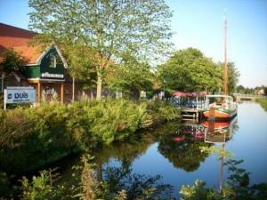 Bild: 5-Sterne-Ferienwohnung, 85 qm kinder-u.hundefreundlich in Ostfriesland