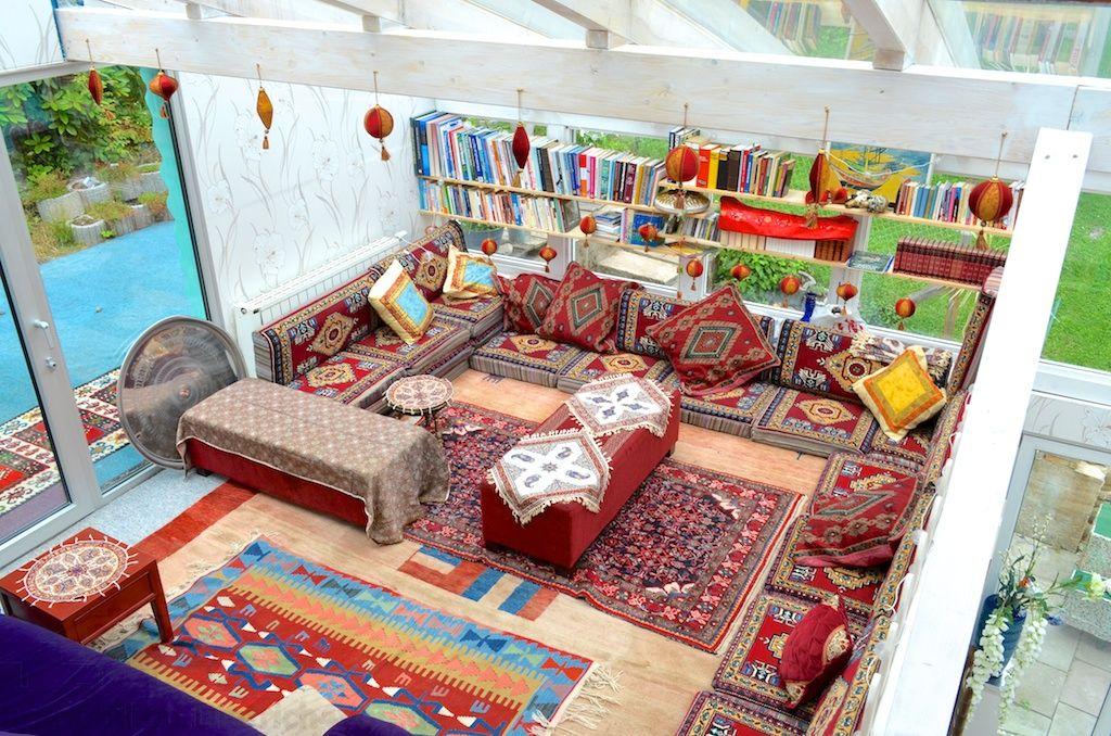Bildergalerie von 4 villa holliday 230qm traumhaus garten for Marokkanische bodenkissen