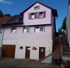 Bild: Ferienhaus Hirtengarten Odenwald Tiere willkommen Hessen