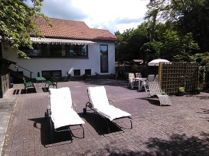 Bild: Luxus Ferienhaus mitten im Wald Hunsrück