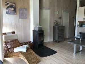 Dänisches Ferienhaus dänisches ferienhaus am naturstrand mit kamin saunahunde willkommen